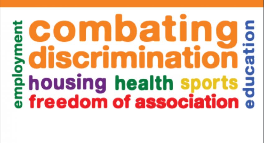 Combating discrimination